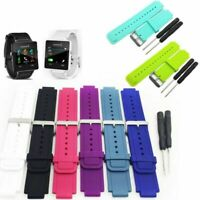 Für Garmin Vivoactive GPS Watch Ersatz Silikon Armband Uhrenarmband Strap Band
