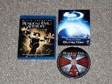 Resident Evil: Afterlife Blu-ray 2010 Canadian Milla Jovovich Ali Larter