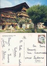 AURONZO DI CADORE,CASA RUSTICA,VIAGGIATA -F.G.-VENETO(BL)N.42916