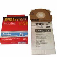 Eureka Style AS EL1050, SP1050 Vacuum Bag Type Vac 67726-6 68115 Filtrete by 3M