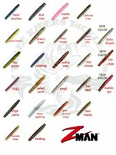 """Z-Man TRD NED RIG Finesse 2.75"""" ElaZtech Worms - ZMan NEWEST COLORS"""