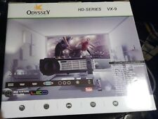 Odyssey Cinema Concepts VX-9 Hi Def 4K 3D Home Theater Projector New