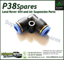 Range Rover P38 EAS Air Suspension Airline Elbow 6mm connector repair section