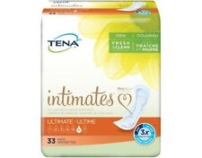 """TENA Intimates Ultimate Pant Liner, Heavy 16"""" Bladder Pads, 54305 - Pack of 33"""