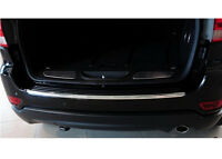 mt88 Rear Bumper Step Protector Guard Plate For Jeep Grand Cherokee 2011-2015