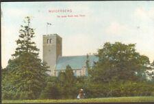 POSTCARD Netherlands MUIDERBERG De Oude Kerk met Toren ANSICHTKAART Nederland