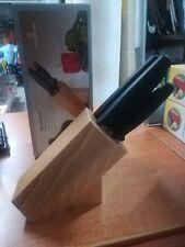 S403453 Set 5 coltelli professionali Victorinox con Ceppo in faggio
