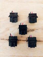 Lot Of 5 Sms4r1 Molex 4 Pin Molex Connector
