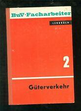 Güterverkehr  BuV Facharbeiter Lehrbuch 2