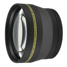 New Listing72mm Digital 2.2x Telephoto Lens For Photo and Video Camera