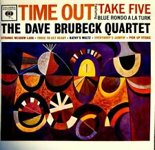 DAVE BRUBECK: TIME OUT (COLUMBIA LEGACY) *LIKE NEW*