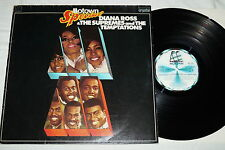 Diana Ross & The Supremes And The Temptations - Same, LP, DE 1977, vg++, #2