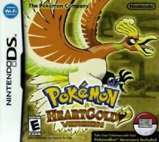 Pokemon Heart Gold (Nintendo DS) New Pokemon