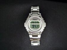Rare CASIO Vintage Digital Watch 1569  MRG-100 $500 STAINLESS 200M DIVER G-SHOCK