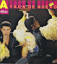 GRUPO MELAO - ATACA DE NUEVO Vinyl 33 LP Latin Pop Music Album VG+ Stereo 1989