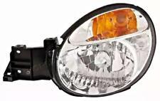 Headlight Front Lamp Chrome RIGHT Fits SUBARU Impreza Sedan 2000-2002