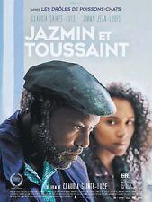 Affiche Pliée 40x60cm JAZMIN ET TOUSSAINT (2017) Sainte-Luce, Jean-Louis NEUVE