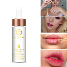 O.TWO.O 24K Rose Gold Foil Face Moisturiz Oil Essence Anti-wrinkle Emollient NG9