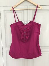 Women's Designer Tommy Hilfiger Vest Top Size XL