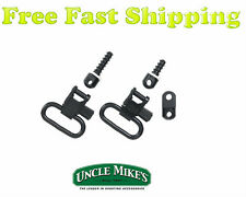 Ruger 10/22 Sling Mounting Kit Uncle Mikes Quick Detach Swivels - 10 22 Band