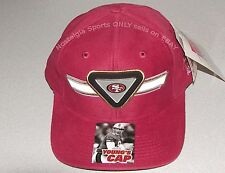 Vintage 90's SF 49ers STEVE YOUNG Sports Specialties Snap Back HAT NWT