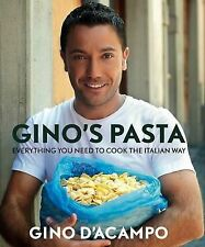"""VERY GOOD"" Gino's Pasta: Everything You Need to Cook the Italian Way, With an i"
