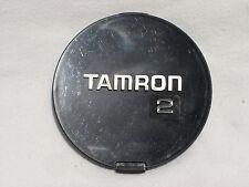 TAMRON 2 82mm front lens cap   #00390