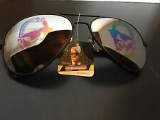 Max Headroom Official Sunglasses 1987 Coca Cola Black Aviators New Rare Vintage