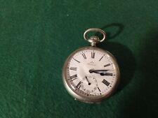 Perseo orologio da tasca ferrovie dello stato vintage