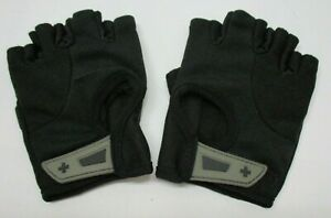 Harbinger 154 Women's Power Weight Lifting Gloves - Black - LARGE - preowned