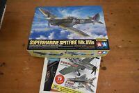Tamiya Supermarine Spitfire Mk.XVIe 1:32