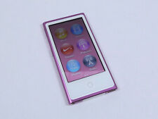 Apple iPod Nano 16GB 7th Gen Generation Purple MP3 WARRANTY