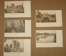 York, England - Old Early 1900's Postcards Lot (5)
