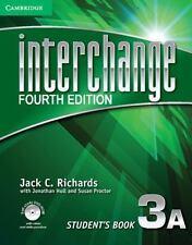 INTERCHANGE LEVEL 3 STUDENT'S BOOK A + SELF-STUDY DVD-ROM