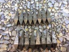 Brandungsblei Pyramide mit Edelstahlstab und Öse 16 Stück a 100g   1Stück/0,99€
