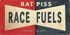 "ProSticker 751 (One) 3""x 6"" Hot Rod Rat Piss Race Fuels Decal Sticker Parts"