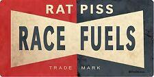 "ProSticker 751 (One) 3""x 6"" Hot Rod Rat Piss Race Fuels Decal Sticker Parts"