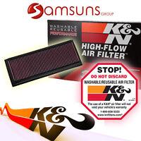 k&n Lavable Filtro deportivo DE AIRE CAMBIO Air Filter k&n 33-2865