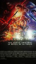 Star Wars The Force Awakens Movie Poster 100cm x 70cm High Quality