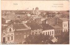 Bulgaria Occ. in Romania WWI 1918 Braila Postcard send from Braila to Sofia RRR
