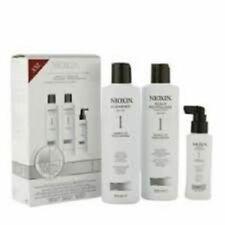 NIOXIN hair system kit system 1 thinning hair NIB shampoo conditioner treatment