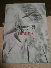 Mejibray x Diaura - 2 men tour pamphlet - Japan Visual Kei Koichi Tsuzuku Meto