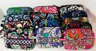 Vera Bradley Small Cosmetic Bag in Many Choices  NWT