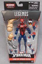 Marvel Legends - Ben Reilly Spider-Man w/Build-a-Figure - ABSORBING MAN