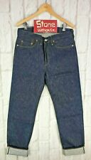 Levis Vintage Clothing LVC USA 1954 501 New Rinse Cone Mills Selvedge W32 L34