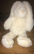 """Jellycat Bashful Bunny 16"""" Soft Stuffie Off White Rabbit Stuffed Animal Plush"""