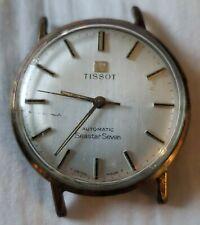 Tissot Seastar Seven Automatic Mens Watch Vintage Runs Need Repair See  Descript