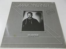 MAX WERNER - SEASONS - 1981 VINYL LP MADE IN GERMANY (RAIN IN MAY)