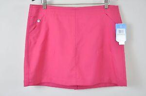 NWT PGA TOUR Women's Sz 14 Performance Raspberry Pink Golf Skorts MSRP $65