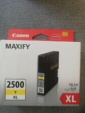 Canon Maxify 2500 Y XL